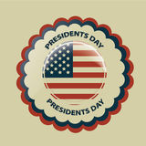 President day Royalty Free Stock Photo