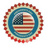 President day Royalty Free Stock Image