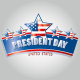 President day Royalty Free Stock Photography