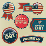 President day Royalty Free Stock Photos