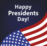 President day Royalty Free Stock Photo