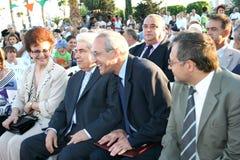 President Dimitris Christofias Stock Photo