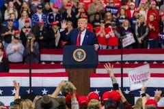 President Donald J. Trump MAGA Rally Crowd