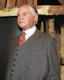 president för c Herbert Hoover royaltyfria bilder