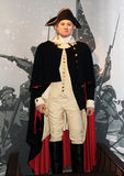 President George Washington. George Washington the 1st president Royalty Free Stock Photography