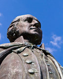 President George Washington Royalty Free Stock Photos
