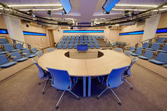 President hall in International multimedia center Stock Photo