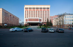 President Hotel, renovated for the World Cup Hocke Stock Image