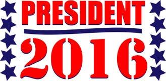 President 2016 Stock Photos