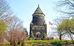 President James A Garfield memorial. Image of the James A Garfield memorial, Lakeview Cemetery Cleveland Ohio Stock Photography