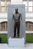 President Jimmy Carter Statue at the Georgia Statehouse. Stock Images