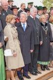 President Joachim Gauck and Prime Minister Horst Seehofer Royalty Free Stock Image