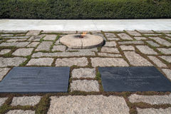 President John F Kennedy Tomb Stock Photos