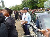President Jokowi Fotografering för Bildbyråer