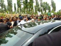 President Jokowi Royaltyfri Bild