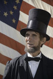 President Lincoln Stock Image
