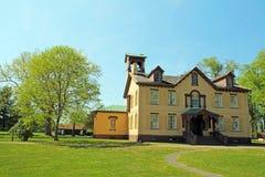 President Martin Van Buren home, National Historic Site , Linden Royalty Free Stock Image