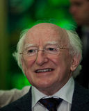 President Michael D Higgins Royalty Free Stock Photos