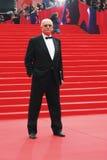 President of Moscow International Film Festival Nikita Mikhalkov Royalty Free Stock Photo