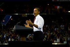 President Obama 2 Royalty Free Stock Photo