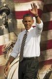President Obama Royaltyfri Fotografi