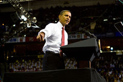 President Obama 4 Stock Photo