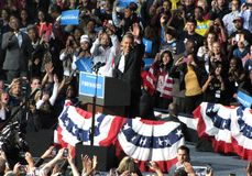President Obama Stock Foto