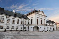 President Palace, Bratislava Stock Photos
