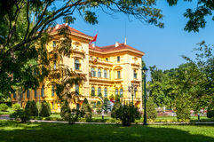 President Palace Royalty Free Stock Photo