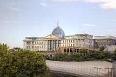 President palace. Tbilisi Royalty Free Stock Photography