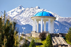 President Park in Almaty Royalty Free Stock Photos