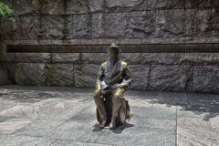President Roosevelt Wheelchair Washington DC Stock Image