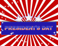 Presidents Day. Royalty Free Stock Image