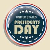 President's day Royalty Free Stock Photos