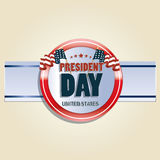 President's day Royalty Free Stock Photo