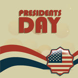 President's day Stock Photography