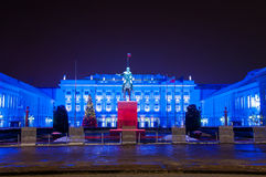 President's Palace Stock Photography