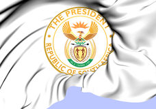 President of South Africa Seal Royalty Free Stock Images