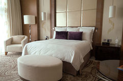 President suite of Absheron Marriott Hotel. Royalty Free Stock Photography
