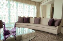 President suite of Absheron Marriott Hotel. Royalty Free Stock Image