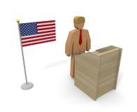 President / USA Stock Photos
