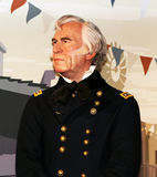 President Zachary Taylor. Zachary Taylor, the 12th president of USA at Madame Tussauds Wax Museum in Washington D.C Royalty Free Stock Photos