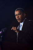 Presidental Candidate Barack Obama Stock Photography