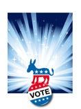 Presidente 2008 Election Imágenes de archivo libres de regalías