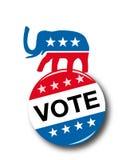 Presidente 2008 Election Fotografía de archivo libre de regalías