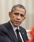 Presidente Barack Obama degli Stati Uniti Immagine Stock Libera da Diritti
