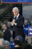 Presidente Bill Clinton fotos de stock royalty free