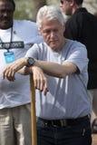 Presidente Bill Clinton degli Stati Uniti fotografia stock