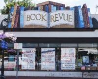 Presidente Bill Clinton na crítica de livros em Huntington NY Fotografia de Stock
