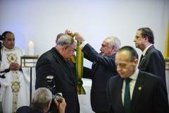 Presidente brasileiro Michael Temer imagem de stock royalty free